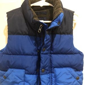 Gap Boys Puffer Vest - Size 4